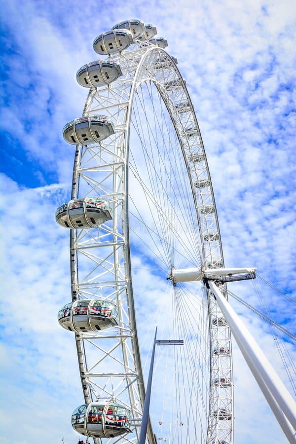 Londres, o Reino Unido de Grâ Bretanha - 24 de maio de 2015:  imagem de stock