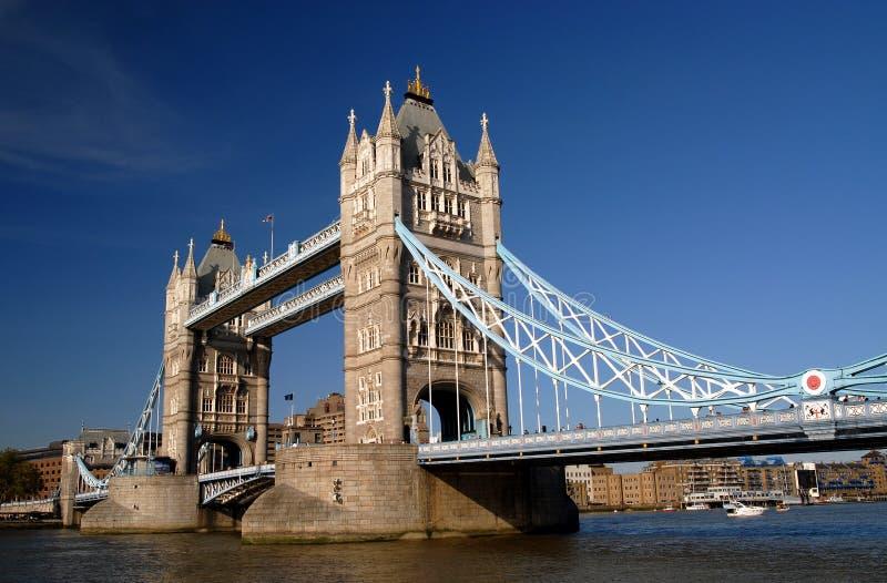 Londres, puente de la torre imagenes de archivo