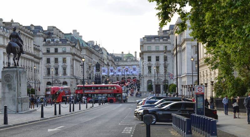 Londres, Reino Unido, junio de 2018 Visión desde Waterloo P foto de archivo libre de regalías