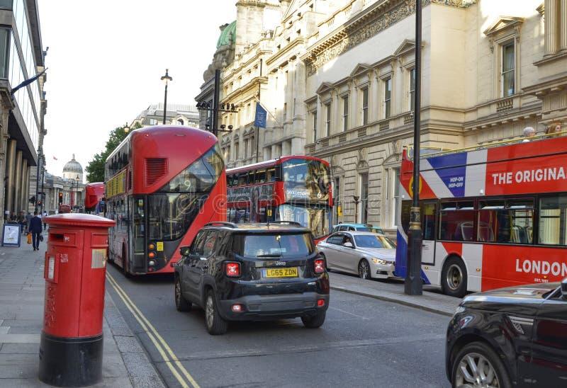 Londres, Reino Unido, junio de 2018 Visión desde Waterloo P fotos de archivo libres de regalías