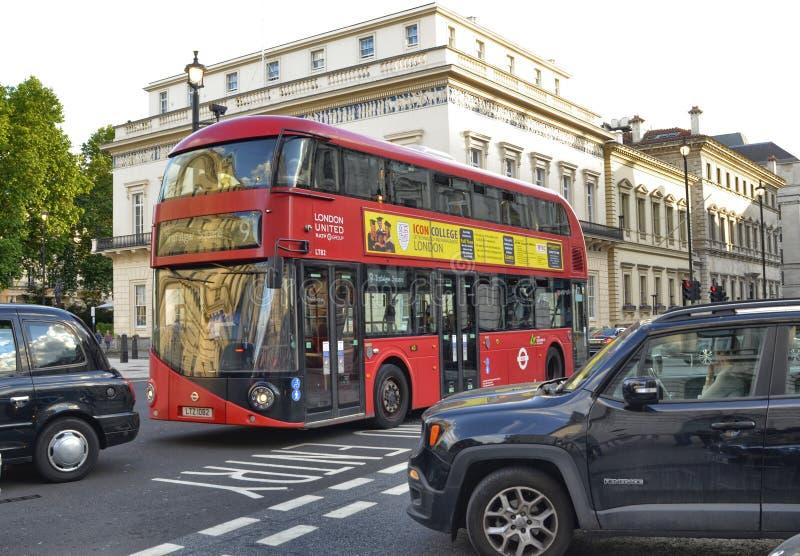 Londres, Reino Unido, junio de 2018 Visión desde Waterloo P imagen de archivo libre de regalías