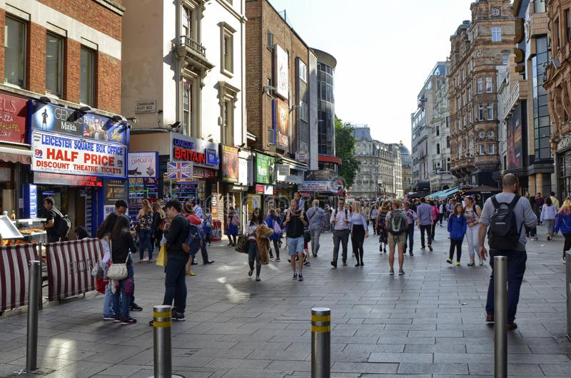 Londres, Royaume-Uni, juin 2018 E photographie stock