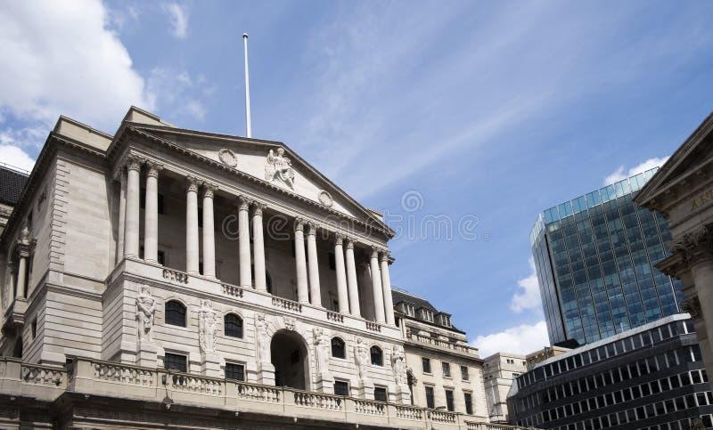 Londres, Royaume-Uni le 6 juillet 2019 : Banque d'Angleterre sur Threadneedle Street photographie stock libre de droits