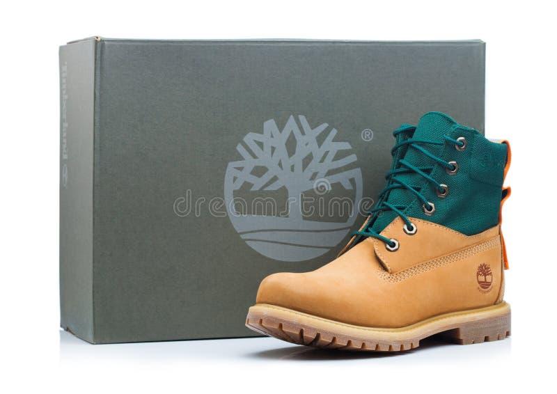 chaussure timberland tissus
