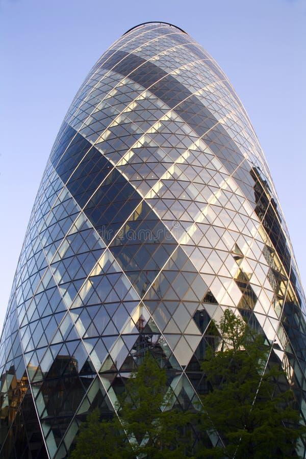 Londres - suizo con referencia a torre fotos de archivo libres de regalías