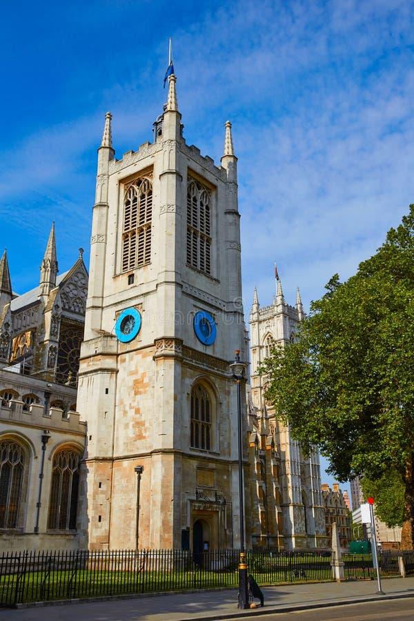 Londres Westminster Abbey St Margaret Church foto de archivo
