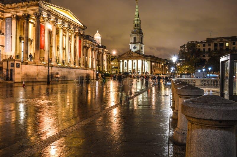 Londyńscy muzea fotografia royalty free