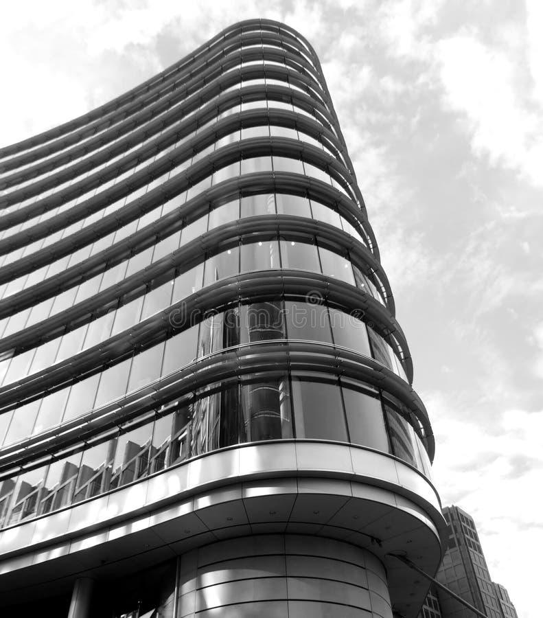 Londyńscy Szklani Budynki 26 obrazy stock