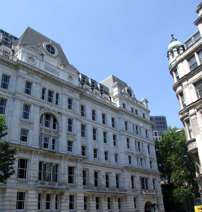 Londyński Miasto 20 zdjęcie stock