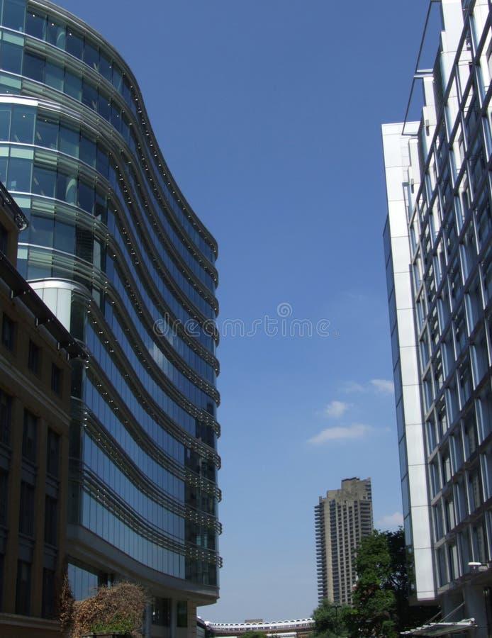 Londyński Miasto fotografia royalty free