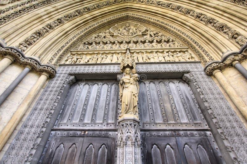 Londyński opactwo abbey obrazy royalty free