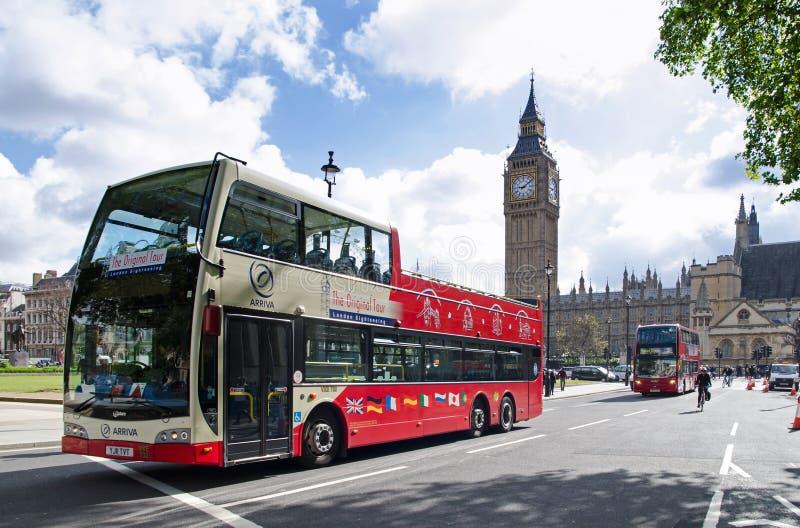 Londyński ranek zdjęcia royalty free