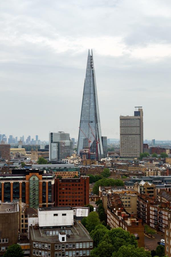 Londyński urząd miasta, Londyn Zjednoczone Królestwo, Maj 21, 2018 fotografia royalty free