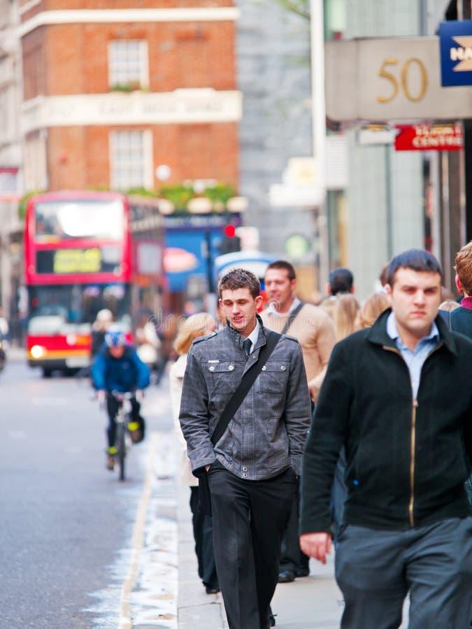 Londyńskie ulicy obraz stock