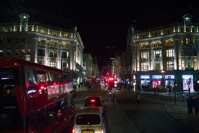 Londyn krzyż zdjęcia stock