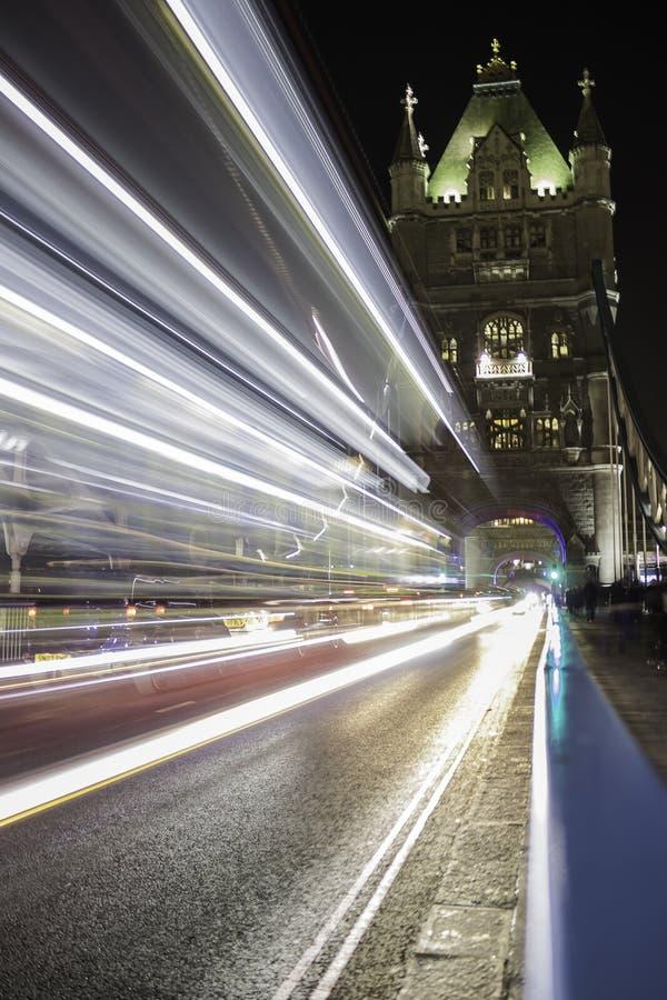 Londyn wierza most fotografia stock
