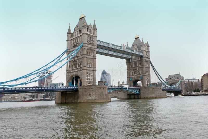 Londyn wierza most obrazy royalty free