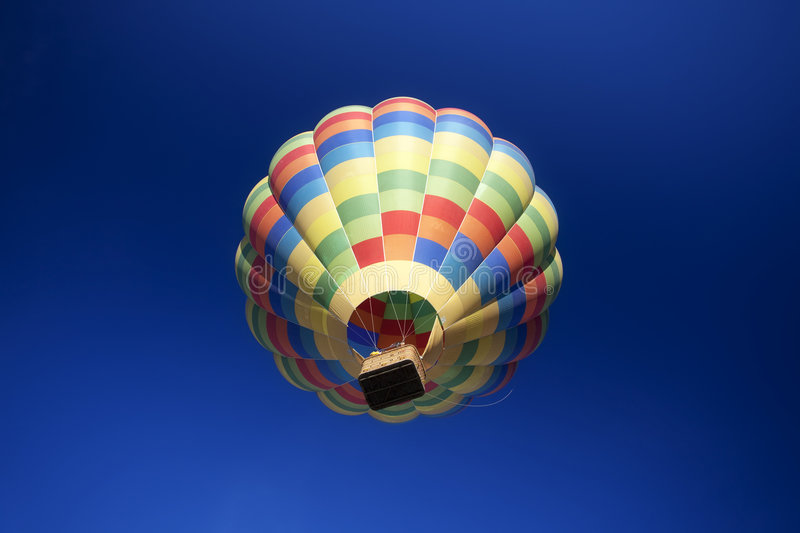 Download Lone Balloon Royalty Free Stock Photo - Image: 8552405