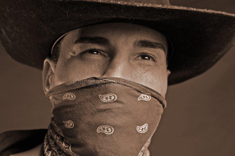 Lone ranger royalty free stock photos