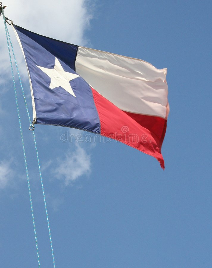 The Lone Star State royalty free stock images