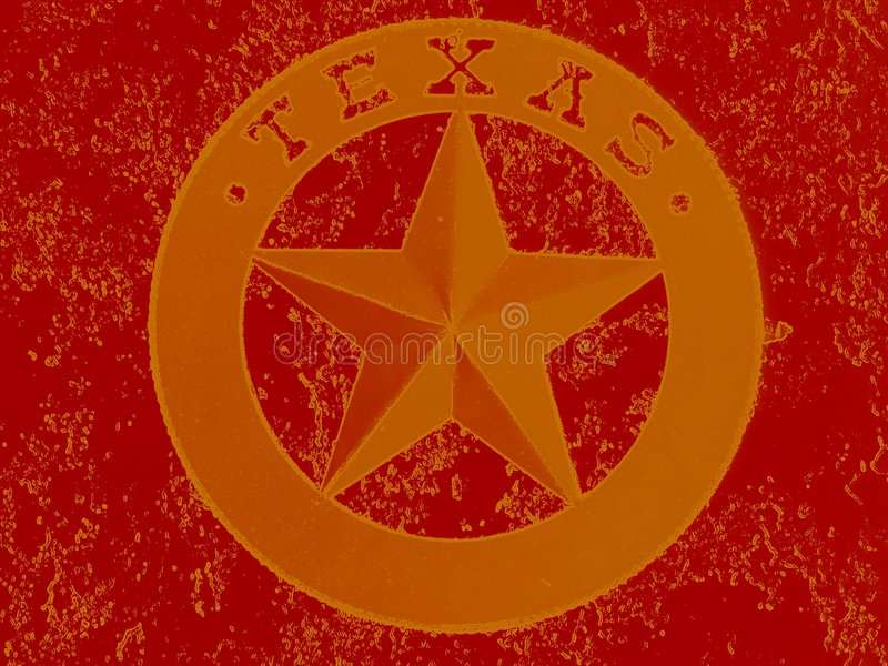 Lone Star State royalty free stock photo
