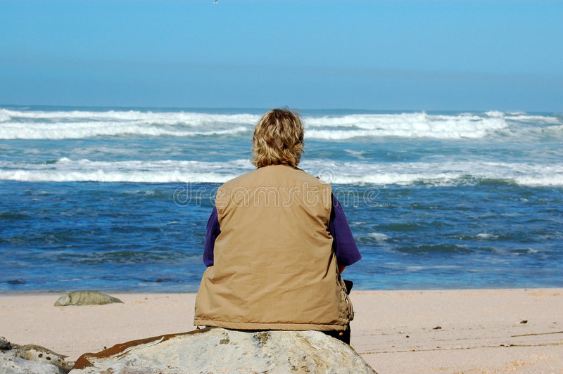 Loneliness stock images