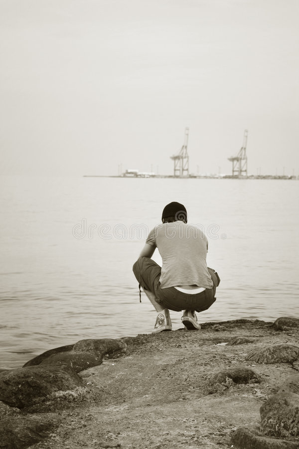 Download Lonely Stock Photos - Image: 2860433
