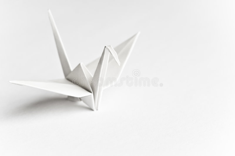 Download Lonely stock image. Image of background, individual, white - 6490917