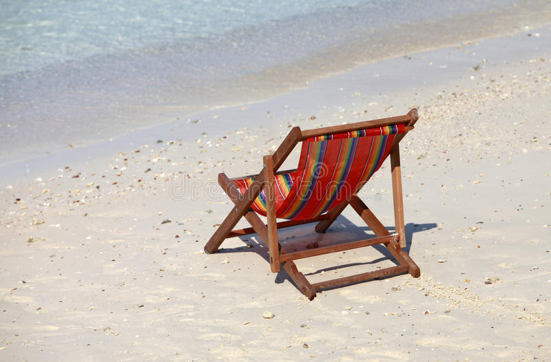 Download Сhaise lounge on a beach stock image. Image of beach - 29909517