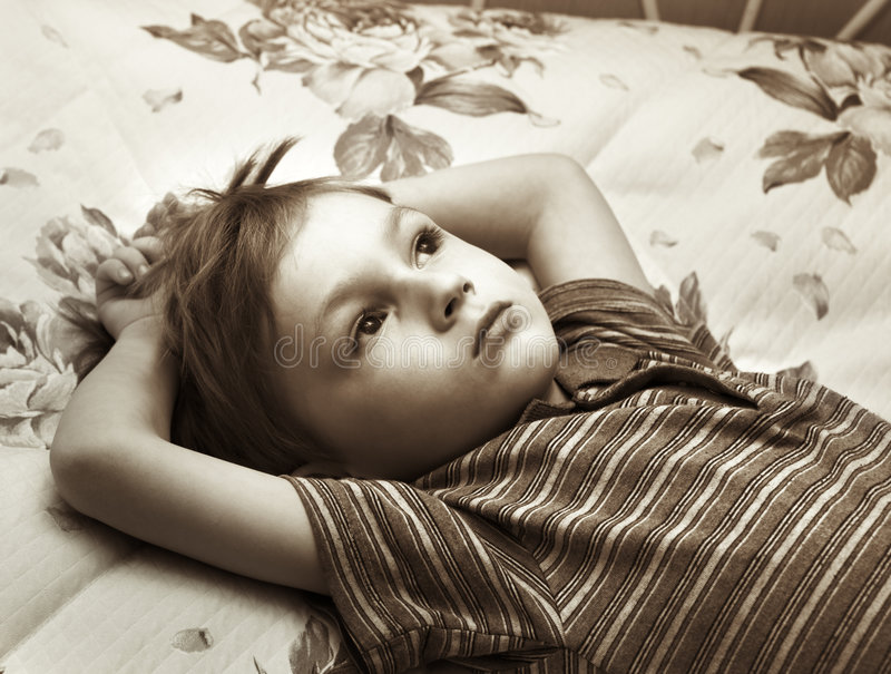 Download Lonely child stock image. Image of sadness, grief, reflection - 8863921