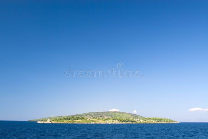 Download Lonely island stock photo. Image of relaxing, ocean, resort - 3149454