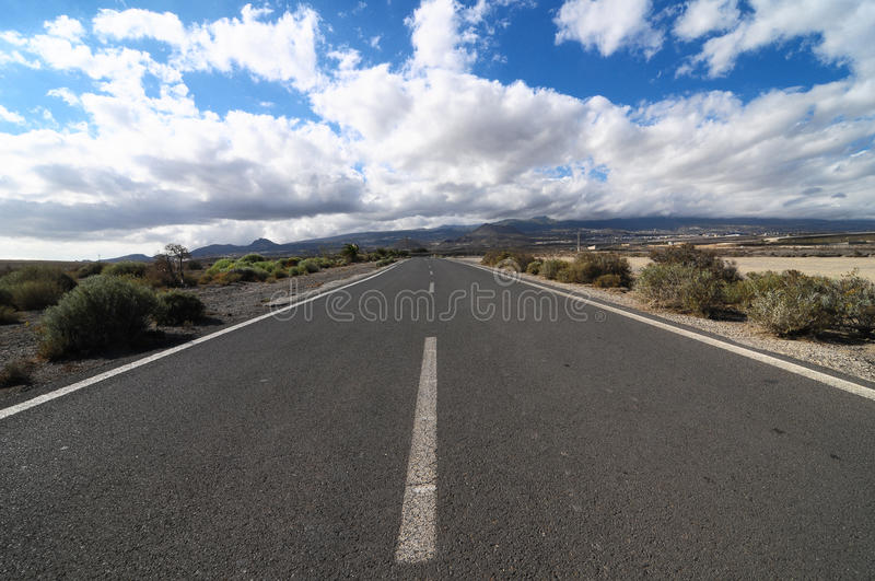 Download Lonely Road stock photo. Image of outdoor, moving, grass - 33622482