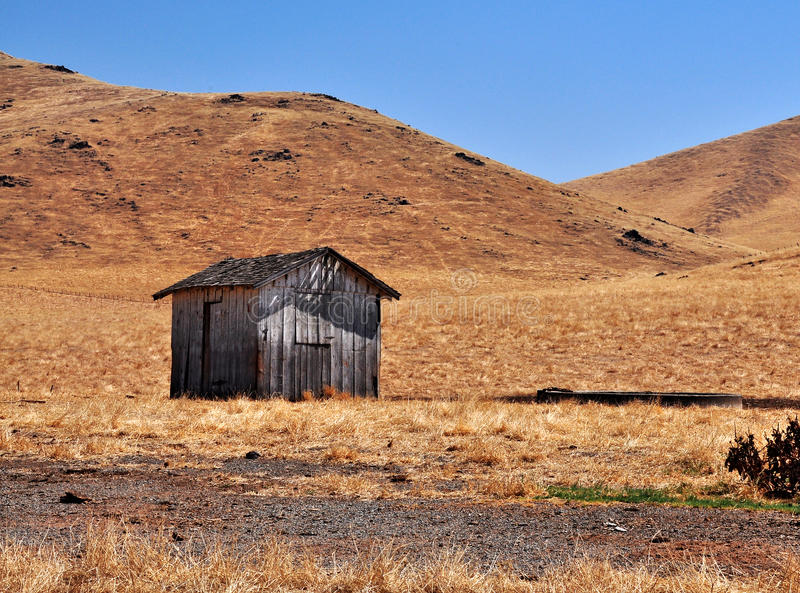 Download Lonely Shed Stock Photography - Image: 20720742