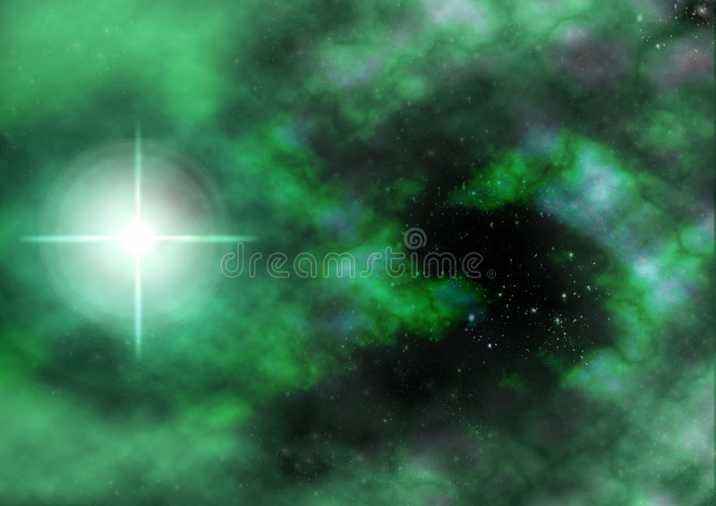 Download A Lonely Star stock illustration. Image of mystery, class - 8521300