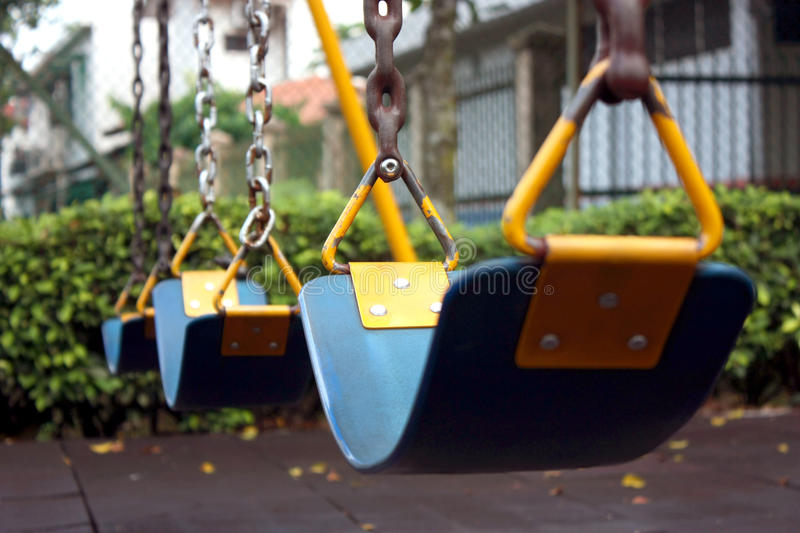 Download Lonely Swing Royalty Free Stock Images - Image: 13774109
