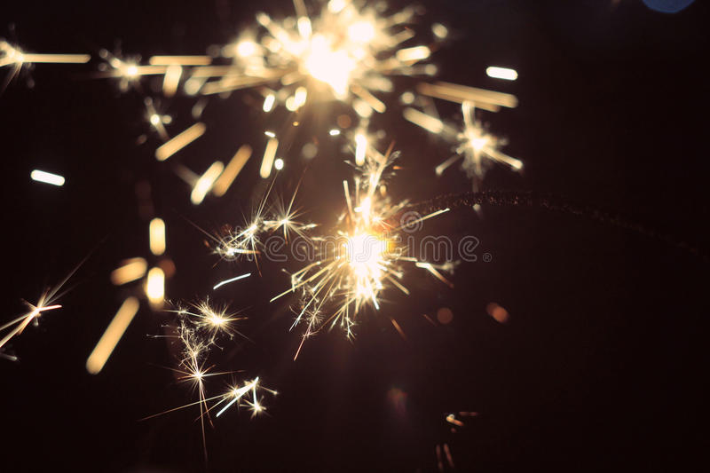 Lonly light royalty free stock photography