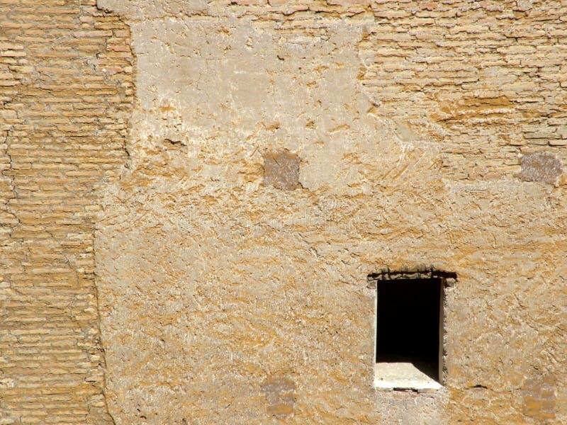 Lonely Window stock photo