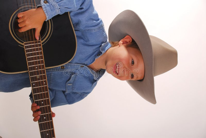 Lonesome Cowboy Four royalty free stock photo