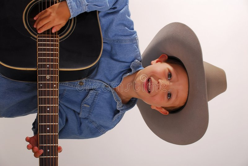 Lonesome Cowboy Nine royalty free stock photography
