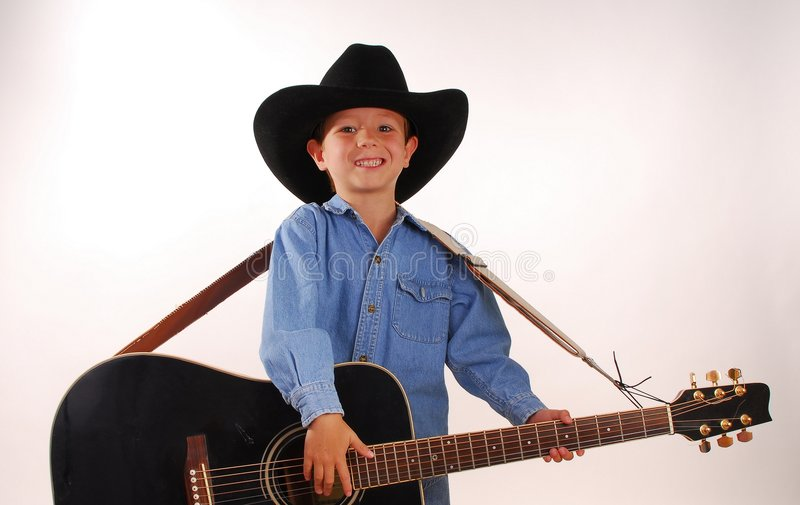 Lonesome Cowboy Six royalty free stock photography