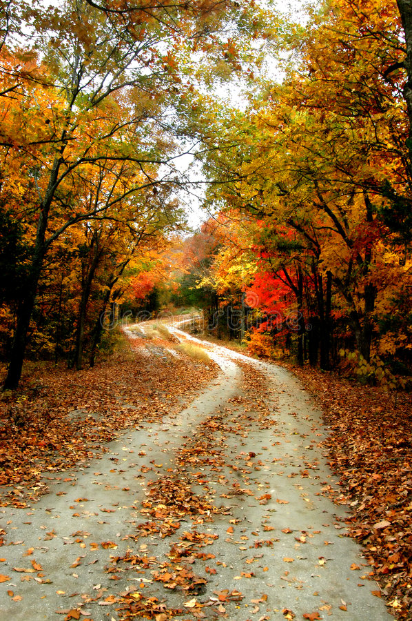 Free Long And Winding Road Stock Photo - 2745320