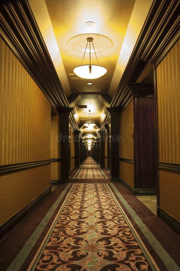 Superior Download Long Art Deco Corridor Stock Photo. Image Of Deco, Light   32910806