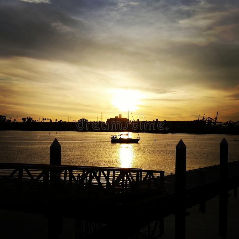 Long Beach fotografía de archivo