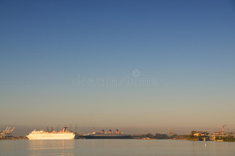 Long Beach -Haven stock fotografie