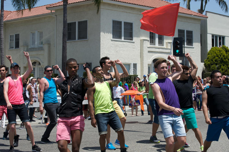 Download Long Beach Lesbian And Gay Pride Editorial Image - Image: 24975420