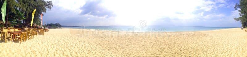 Download Long Beach panorama fotografering för bildbyråer. Bild av vatten - 37347487