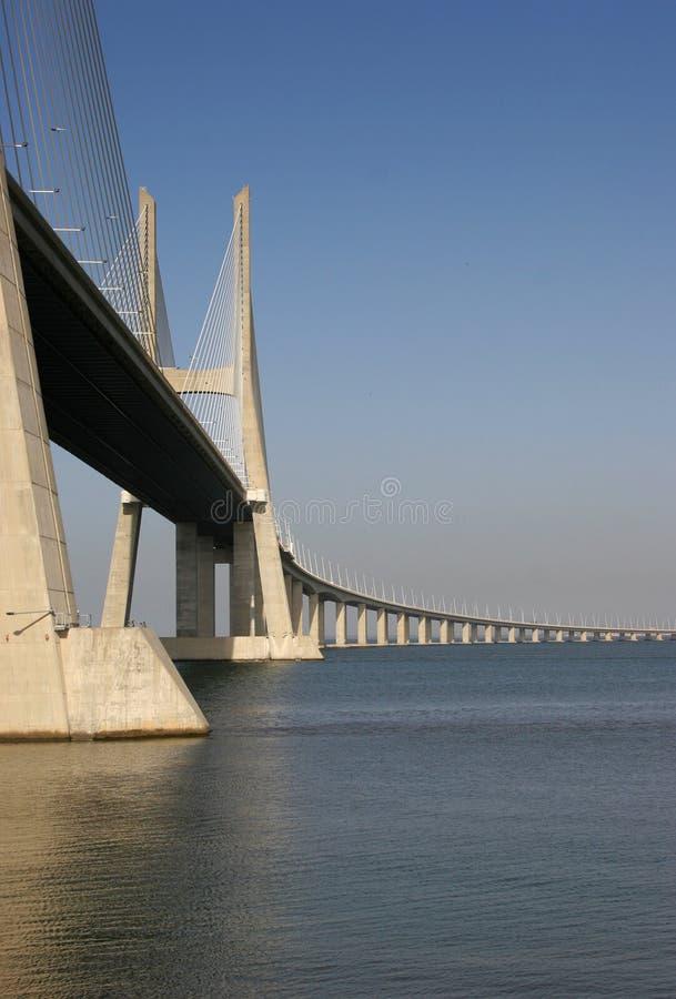Long Bridge 6 royalty free stock photography