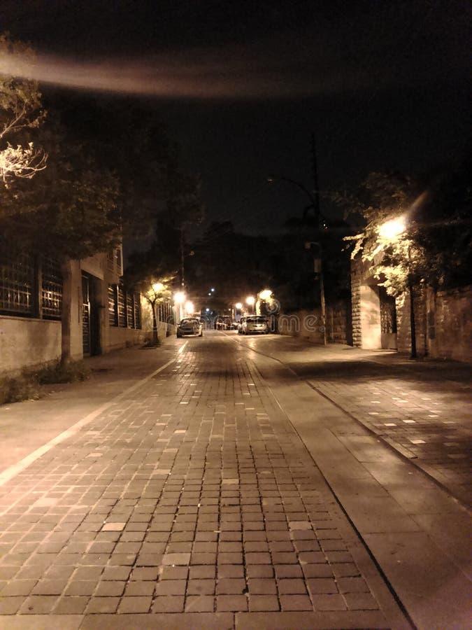 Long chemin un bon nombre de rêves un goalðŸ'- photos libres de droits
