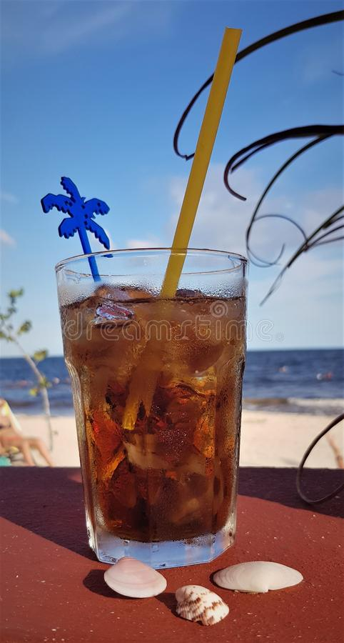 Cuba for tourism stock image