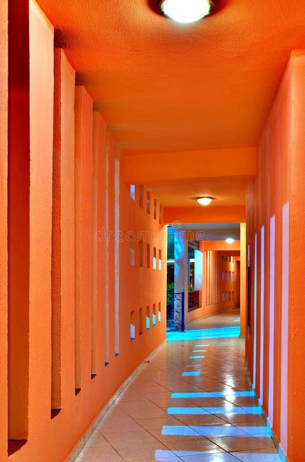 Free Long Corridor Royalty Free Stock Images - 11991249